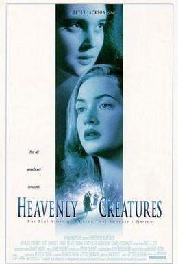 Постер фильма Небесные создания (1994)