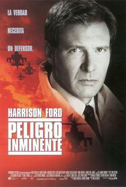 Постер фильма Прямая и явная угроза (1994)