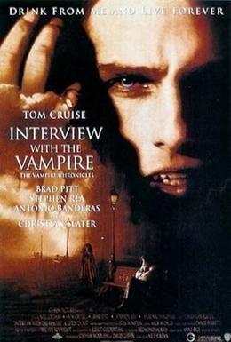 Постер фильма Интервью с вампиром (1994)