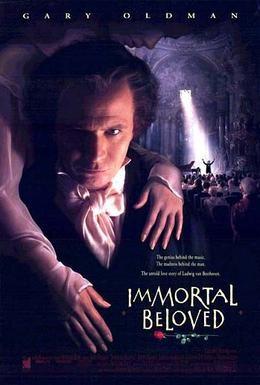 Постер фильма Бессмертная возлюбленная (1994)