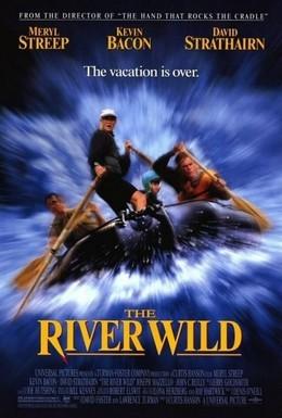 Постер фильма Дикая река (1994)