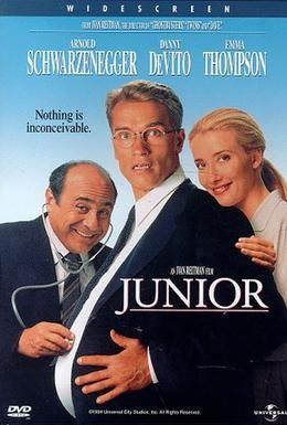 Постер фильма Джуниор (1994)
