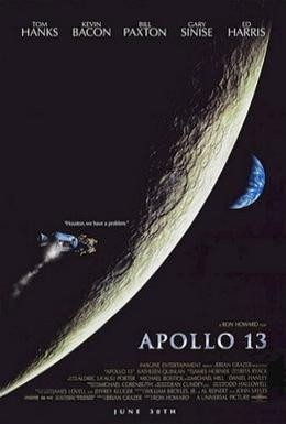 Постер фильма Аполлон 13 (1995)