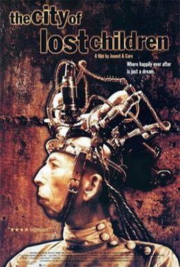Постер фильма Город потерянных детей (1995)