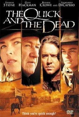 Постер фильма Быстрый и мертвый (1995)