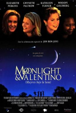 Постер фильма Лунный свет и Валентино (1995)