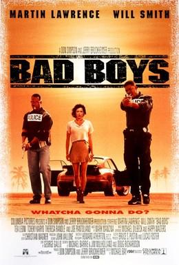 Постер фильма Плохие парни (1995)