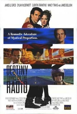 Постер фильма Дестини включает радио (1995)