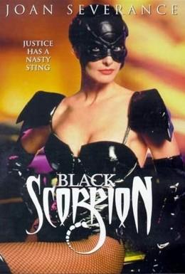 Постер фильма Черный скорпион (1995)