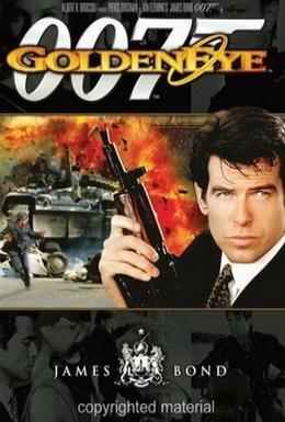Постер фильма Золотой глаз (1995)