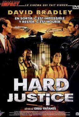 Постер фильма Жестокая справедливость (1995)