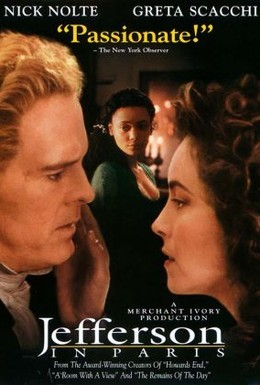 Постер фильма Джефферсон в Париже (1995)