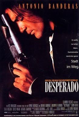 Постер фильма Отчаянный (1995)