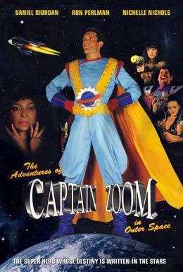 Постер фильма Приключения капитана Зума в открытом космосе (1995)