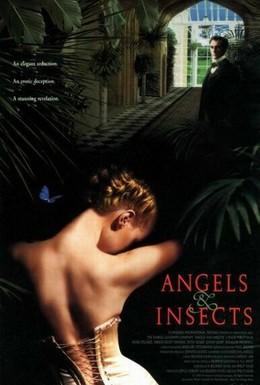 Постер фильма Ангелы и насекомые (1995)