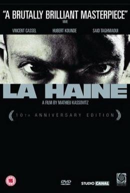 Постер фильма Ненависть (1995)
