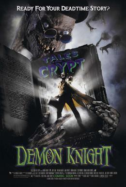 Постер фильма Байки из склепа: Демон ночи (1995)