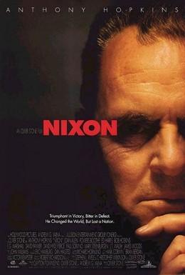 Постер фильма Никсон (1995)