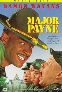Постер фильма Майор Пэйн (1995)