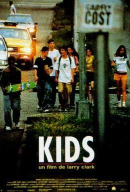 Постер фильма Детки (1995)