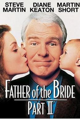 Постер фильма Отец невесты 2 (1995)