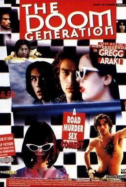 Постер фильма Поколение игры Doom (1995)