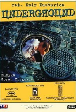 Постер фильма Андеграунд (1995)