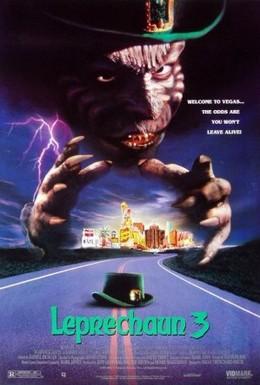 Постер фильма Лепрекон 3: Приключения в Лас-Вегасе (1995)