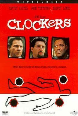 Постер фильма Толкачи (1995)