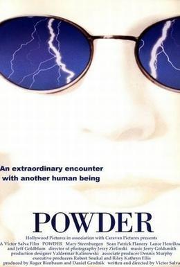 Постер фильма Пудра (1995)