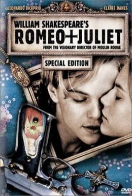 Постер фильма Ромео + Джульетта (1996)