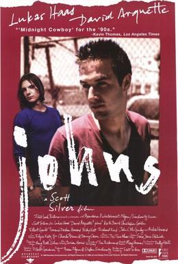 Постер фильма Джоны (1996)