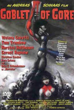 Постер фильма Кубок крови (1996)