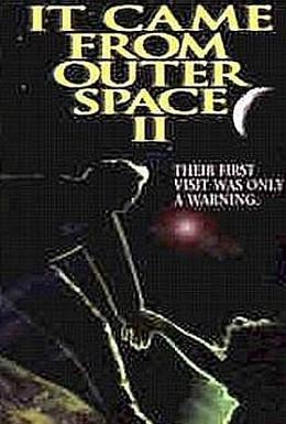 Постер фильма Нечто из космоса 2 (1996)