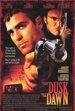 Постер фильма От заката до рассвета (1996)