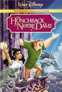 Постер фильма Горбун из Нотр Дама (1996)