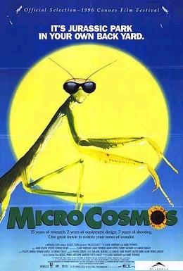 Постер фильма Микрокосмос (1996)
