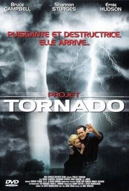 Постер фильма Торнадо (1996)