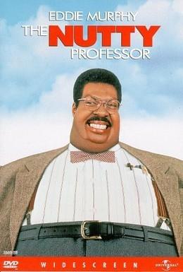 Постер фильма Чокнутый профессор (1996)
