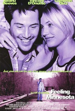 Постер фильма Чувствуя Миннесоту (1996)