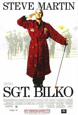 Постер фильма Сержант Билко (1996)