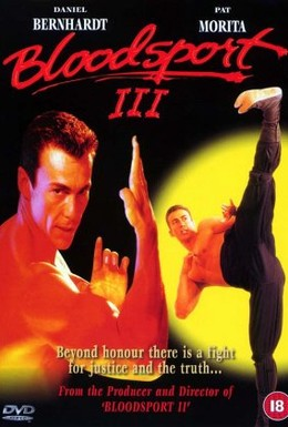 Постер фильма Кровавый спорт 3 (1996)