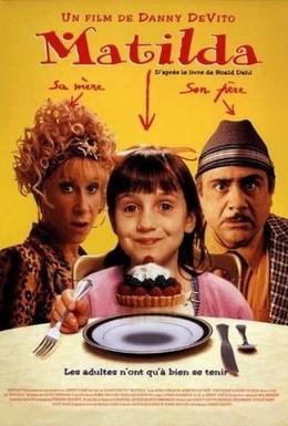 Постер фильма Матильда (1996)