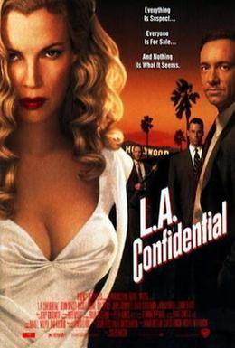 Постер фильма Секреты Лос-Анджелеса (1997)
