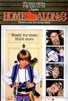 Постер фильма Один дома 3 (1997)