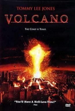 Постер фильма Вулкан (1997)