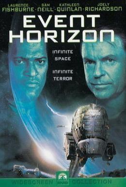 Постер фильма Сквозь горизонт (1997)