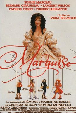 Постер фильма Маркиза (1997)