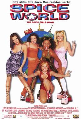 Постер фильма Спайс Уорлд (1997)