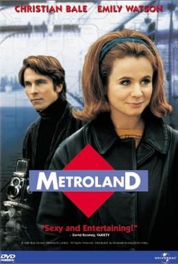 Постер фильма Метролэнд (1997)